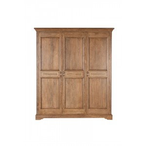 Florence Mango and Stone Triple Wardrobe 1