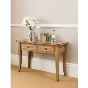 Florence Mango and Stone Console Table 1