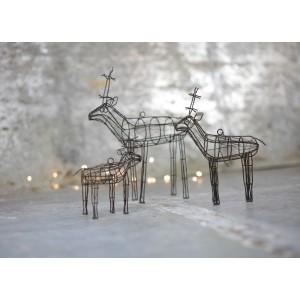 Ineko Wire Reindeer - Small