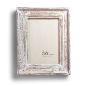 Jasailmer Reclaimed Wooden Picture Frame 6x4