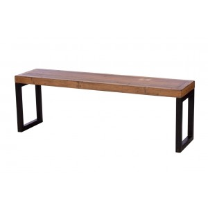 Brooklyn Industrial Bench 140CM