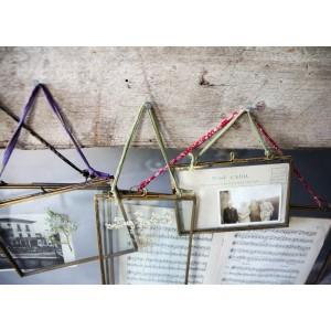 Kiko Brass Hanging Frames