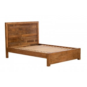 Brooklyn Industrial Low Foot Bedstead 150CM