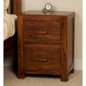 Kashmir Sheesham Bedside Table 1