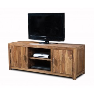 Kashmir Stonewashed Sheesham Media Unit