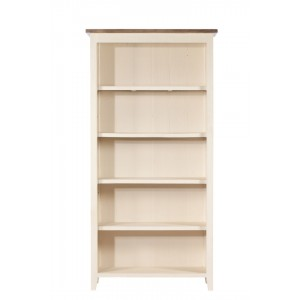 Montpellier Painted Tall Bookcase 1
