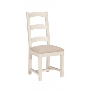 Montpellier Painted Upholstered Seat Dining Chair 1
