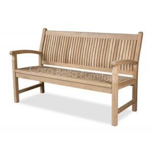 Dorset Teak Garden Bench