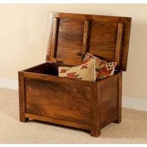 Dakota Mango Blanket Box - Small 1