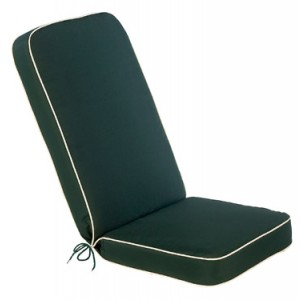 Bespoke Folding Chair Cushion 1