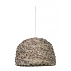Rattan Hanging Ceiling Light