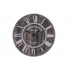 Large Wooden Kensington Wall Clock