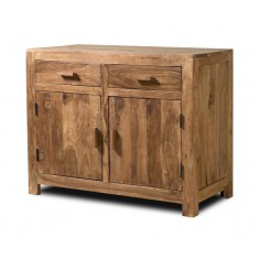 Kashmir Stonewashed Sheesham Small Sideboard