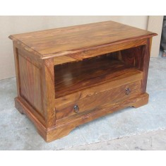 Jali Sheesham Small TV Unit
