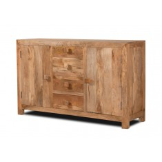 Dakota Light Mango Large Sideboard