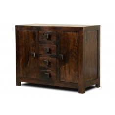 Dakota Dark Mango Small Sideboard