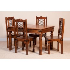 Thakat Mango 4 Seater Dining Set