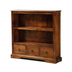 Thakat Mango Low Bookcase