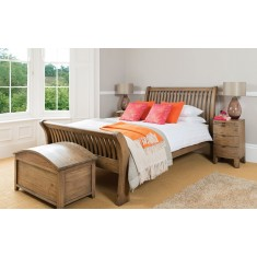 Antigua Reclaimed Double Bed