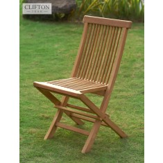 Wiltshire Teak Folding Chair