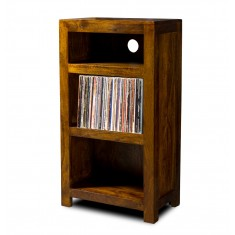 Dakota Mango LP Hi-Fi Unit - Tall