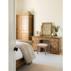 Florence Mango and Stone Dressing Table