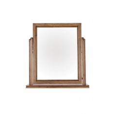 Florence Mango and Stone Gallery Mirror