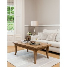 Florence Mango and Stone Coffee Table