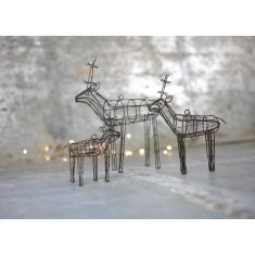 Ineko Wire Reindeer - Large