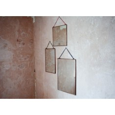 Kiko Copper Mirror 30cmx30cm