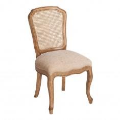 Florence Mango Rattan Back Chair
