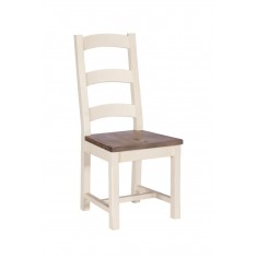 Montpellier Painted Wooden Seat Dining Chair