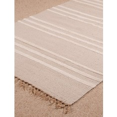 Slubweave Natural-Stone Runner - 4011