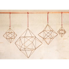 Talini Geometric Star - Small