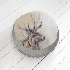 Arthouse Buck Floor Cushion